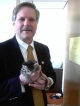 Even Governor Hoeven had to pop in and see the kittens!